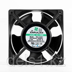 Вытяжной вентилятор, SHIP, 701022000, 12 см, 220V, Чёрный