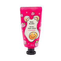 Крем для рук DOORI EGG PLANET OH MY! HAND CREAM 30ml. Клубника