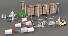 Оборудование для листового пенопласта и изделий из него.