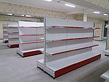Торговое оборудование, торговые стеллажи, витрины, фото 3
