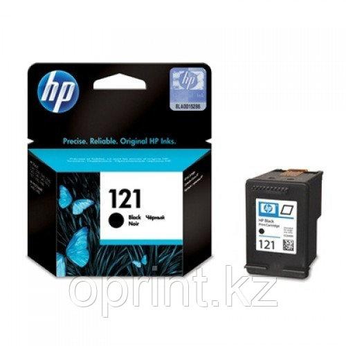 Картридж HP 121 черный