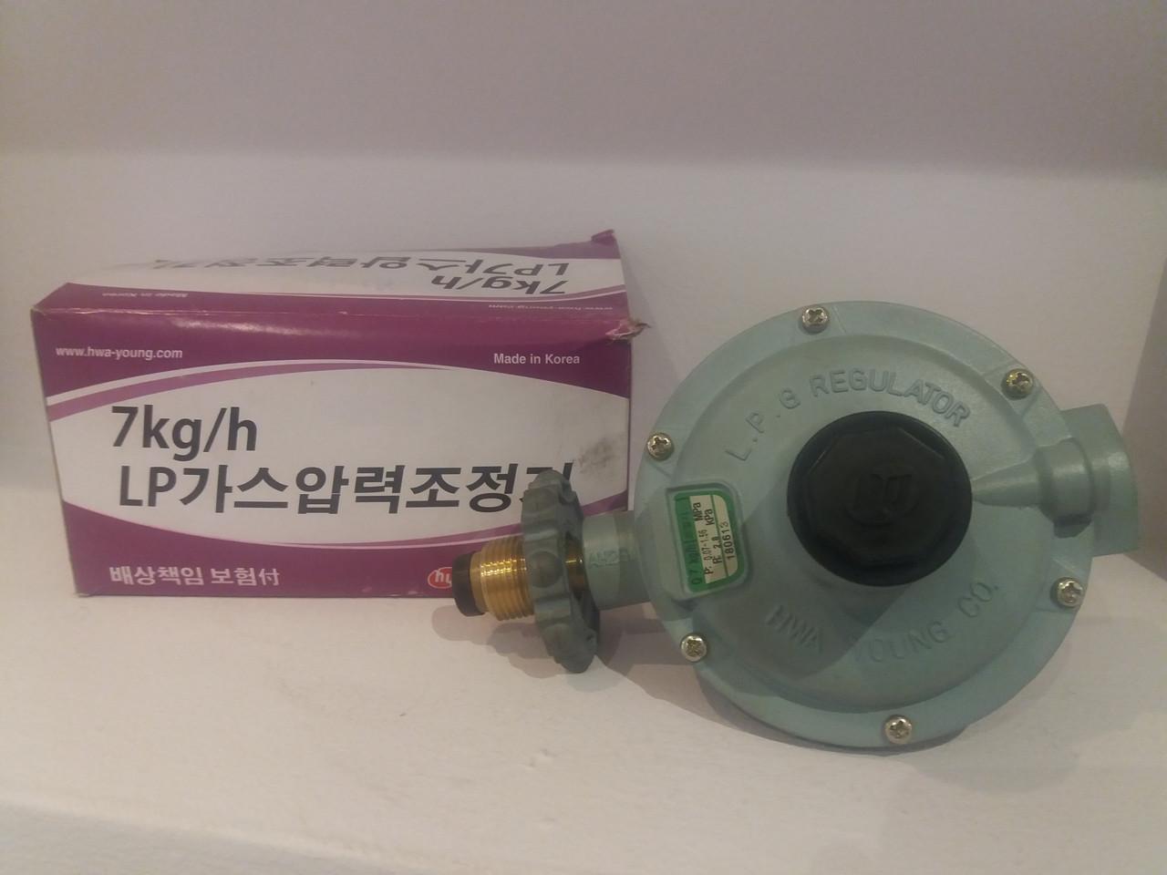 Регулятор давления газа (редуктор)