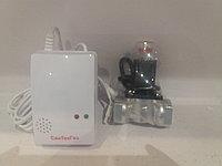 Сигнализатор загазованности с отсечным клапаном (САКЗ)