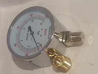 Манометр давления газа (напорометр)