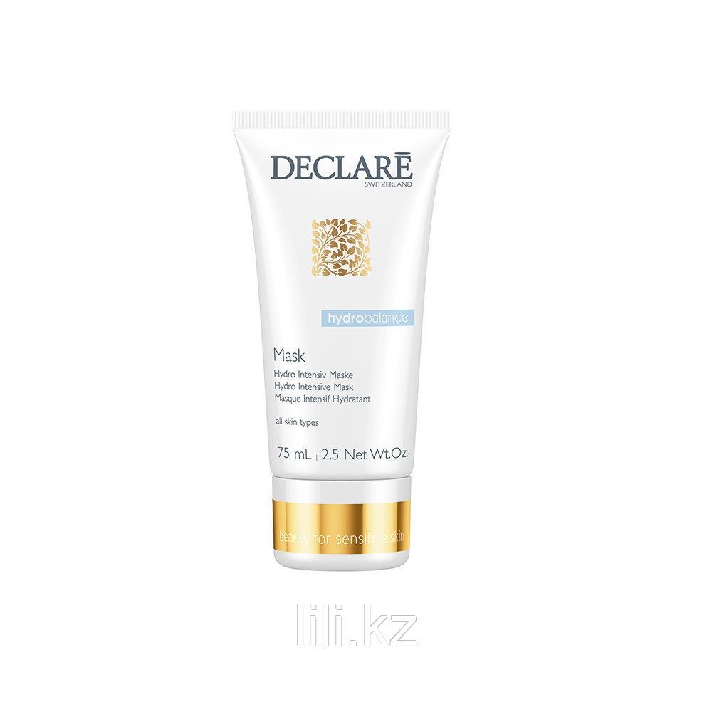 Интенсивная увлажняющая маска для всех типов кожи Declare Hydro Intensive Mask 75 мл.