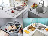 Кухонные мойки в ассортименте