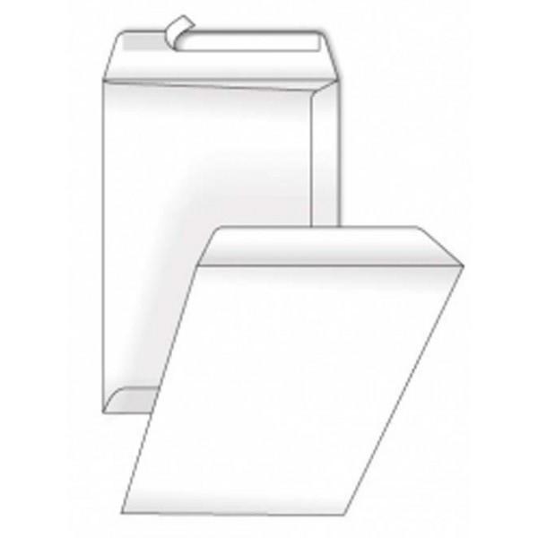 Конверт С5 (162х229мм) пакет, белый