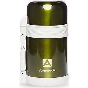 Термос АRСTIСA UNIVERSUM (0,8л) (20ч) (металл/эмаль)-болотный