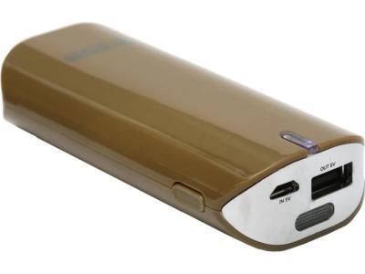 Внешний аккумулятор PowerPlant PB-LA9005 5200mAh