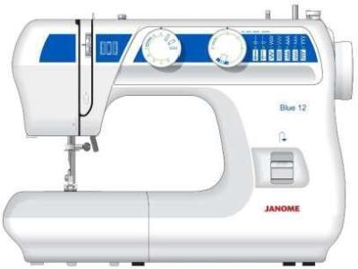 Швейная машина Janome 12