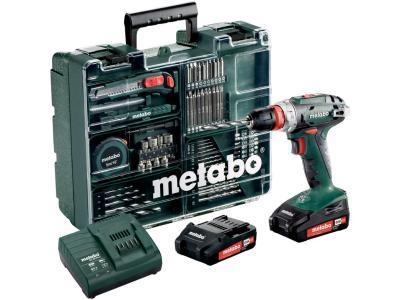Шуруповерт Metabo BS 18 Quick Set 602217880