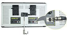 Светодиодная (LED) панель для фото / видео Camtree 2000 (2 осветителя), фото 2