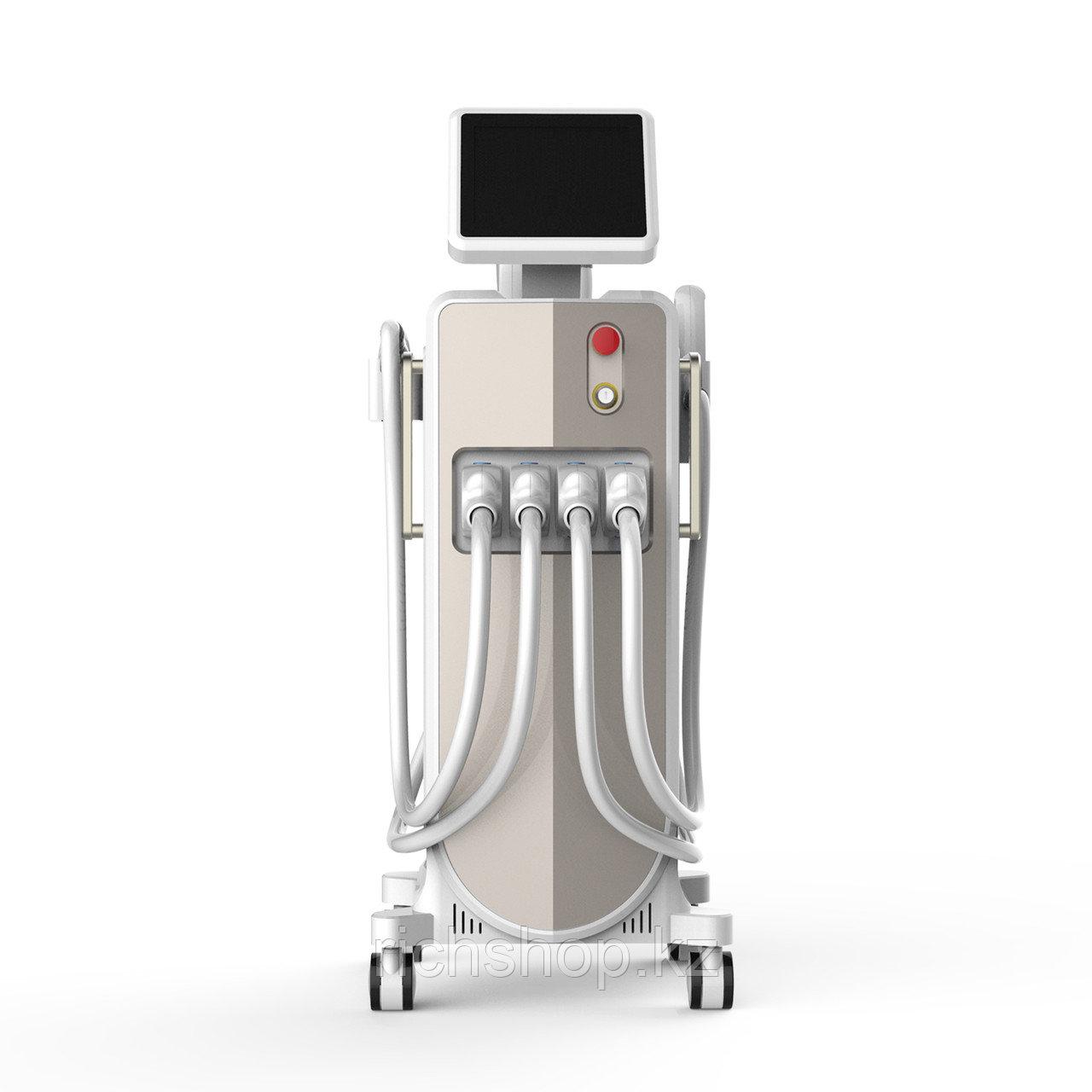 Diode laser,  Neodim laser, IPL/SHR, RF lifting