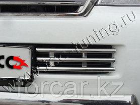 ОБВЕС защитно-декоративный из нержавеющей стали TOYOTA LAND CRUISER 200 с 2012 -, фото 3
