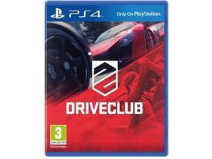 Видеоигра DRIVECLUB PS4