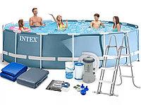 Каркасный бассейн Intex 28736 , 457 см х 122 см