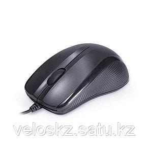 Мышь, Delux, DLM-388OUB, 3D, Оптическая, 800dpi, USB, Длина кабеля 1,6 м, фото 2