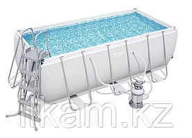 Каркасный бассейн Bestway 4.12×2.01×1.22