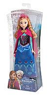 DISNEY Sparkling Princess Anna Doll, Холодное сердце Анна, фото 1