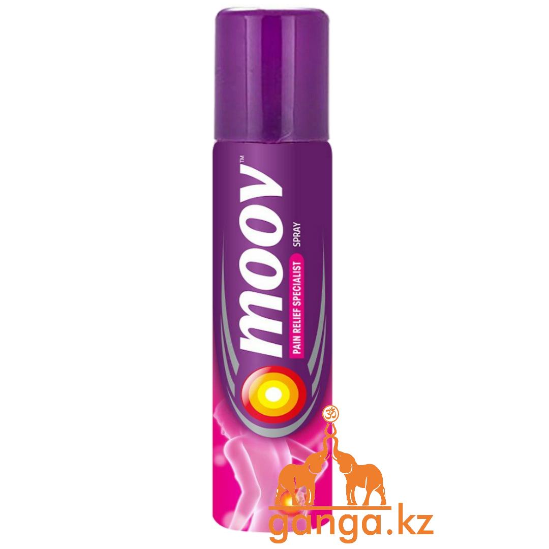 Обезболивающий спрей Мув (Moov pain relief specialist spray RECKITT BENCKISER), 35 гр