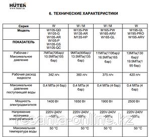 Мойка высокого давления Huter M135-HP, фото 2