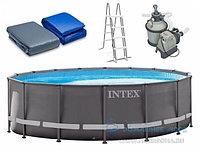 Каркасный бассейн Intex 26334NP OEM Ultra XTR Frame Pool (610 х 122 см) полный комплект, фото 1