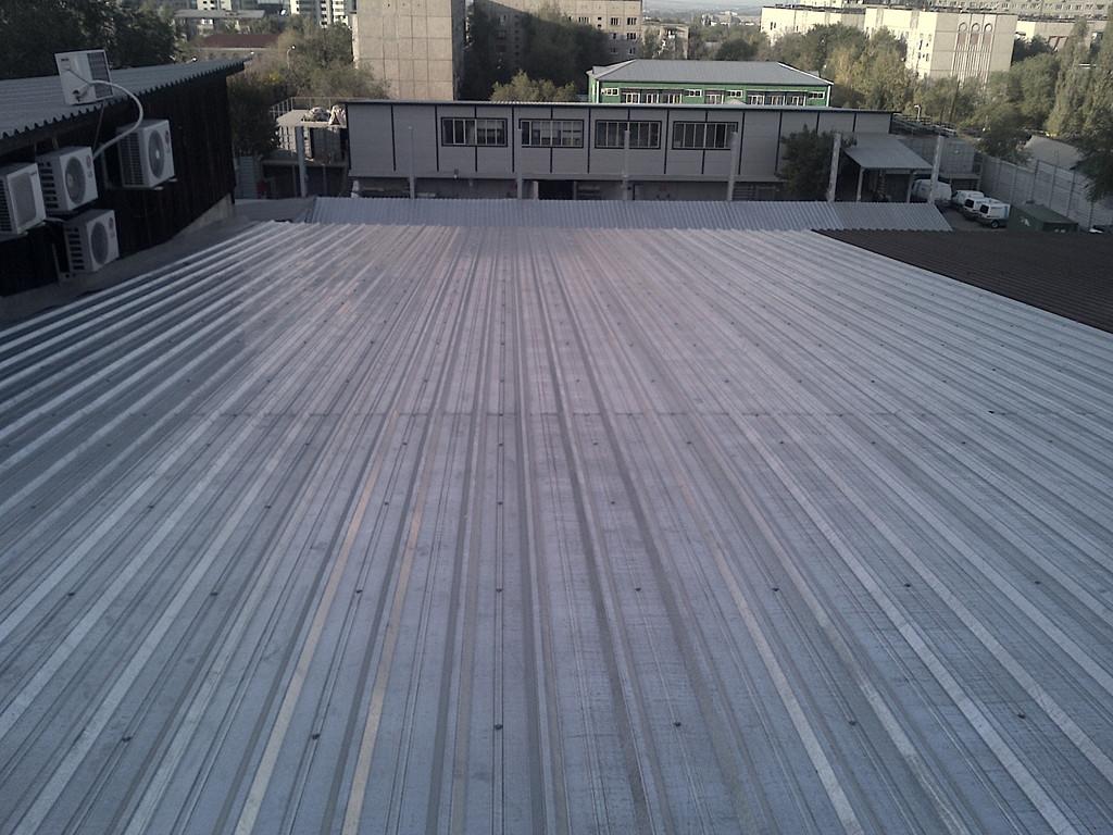 Навесы и крыши