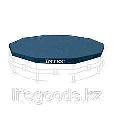 Каркасный бассейн 457x122 см, полный комплект, Intex 28242, фото 3