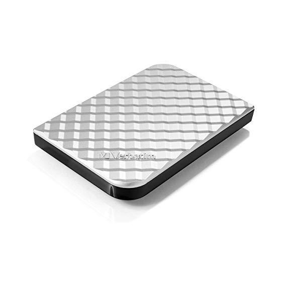 Внешний жесткий диск 2 5 1TB Verbatim 053197 серебро
