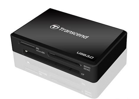 Кардридер Transcend TS-RDF8K2  USB3.0