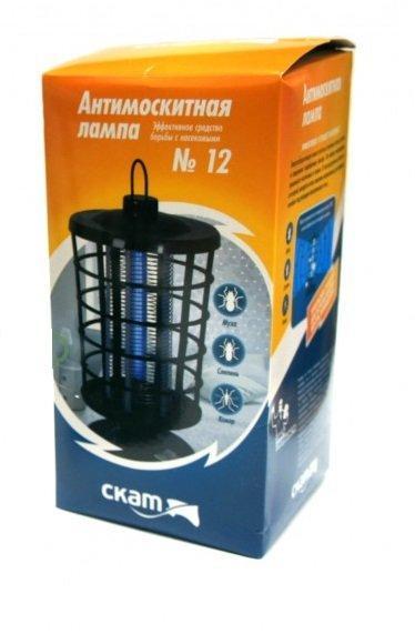 Лампа антимоскитная Скат 12 Green Helper HCX-986