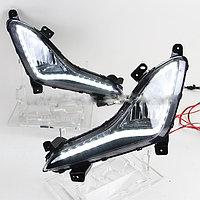 Противотуманки на Hyundai Elantra 2014 Type 1