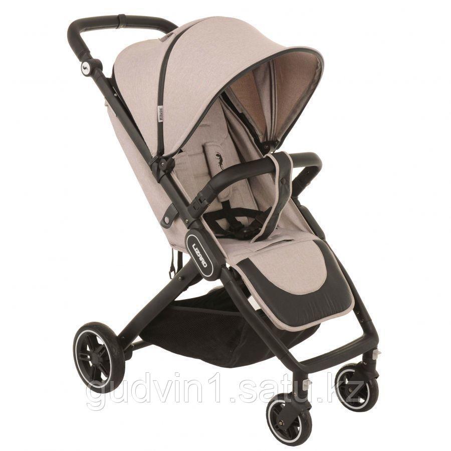 Pituso: коляска детская прогулочная LIZARD BEIGE беж чехол на ножки BP24