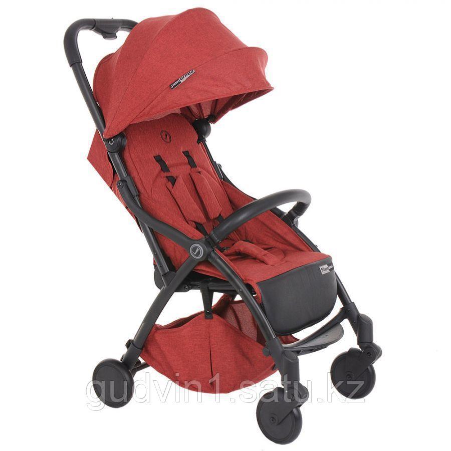 Pituso: коляска детская прогулочная Smart BERRY ягодный лен B19