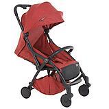 Pituso: коляска детская прогулочная Smart BERRY ягодный лен B19, фото 3