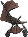 PITUSO коляска детская прогулочная SMART CHOCOLATE шоколадный лен B19, фото 2