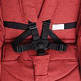 PITUSO коляска детская прогулочная SMART Jeans джинсовый лен B19, фото 7