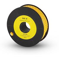 "Маркер кабельный Deluxe МК-0 (0,75-3,0 мм) символ ""4"""