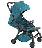 PITUSO коляска детская прогулочная SMART Turquoise бирюзовый лен B19, фото 2