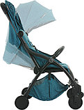 PITUSO коляска детская прогулочная SMART Turquoise бирюзовый лен B19, фото 3