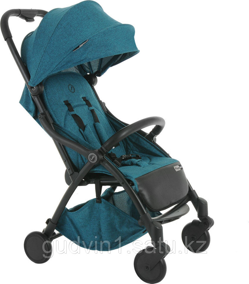 PITUSO коляска детская прогулочная SMART Turquoise бирюзовый лен B19