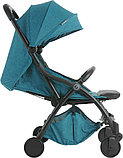 PITUSO коляска детская прогулочная SMART Turquoise бирюзовый лен B19, фото 4