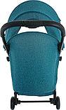 PITUSO коляска детская прогулочная SMART Turquoise бирюзовый лен B19, фото 5