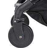 Прогулочная коляска Pituso Voyage W890 Dark Grey темно серый, фото 5