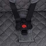 Прогулочная коляска Pituso Voyage W890 Dark Grey темно серый, фото 10