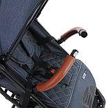 Прогулочная коляска Pituso Voyage W890 Blue джинсовый, фото 5