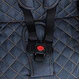 Прогулочная коляска Pituso Voyage W890 Blue джинсовый, фото 10