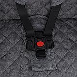 Коляска прогулочная  PITUSO Voyage Dark Grey тёмно-серый, фото 5