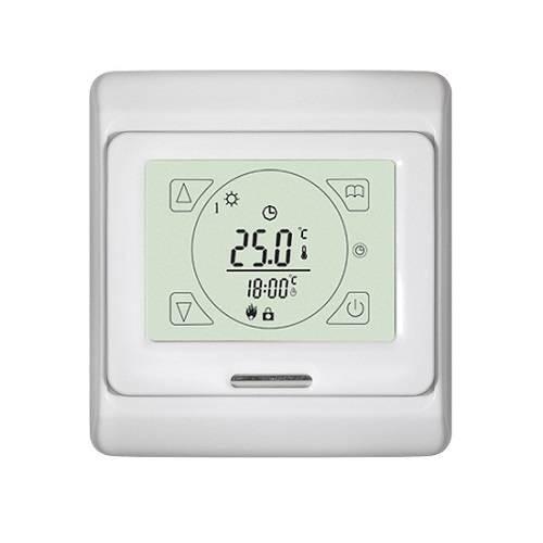 Термостат комнатный сенсорный Techno Е91