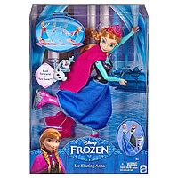 DISNEY Sparkling Princess Anna Doll, Холодное сердце Анна